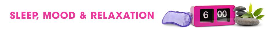 Sleep, Mood & Relaxation - Melatonin