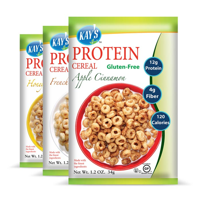 Kay's Naturals Better Balance Protein Cereal