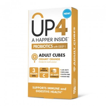 UP4 Adult Probiotic Cubes | Bulu Box - sample superior vitamins and supplements