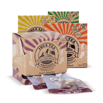 Inca Tea | Bulu Box - sample superior vitamins and supplements