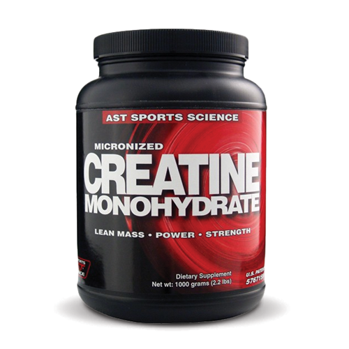 AST Creatine Monohydrate 1000g | Bulu Box - sample superior vitamins and supplements
