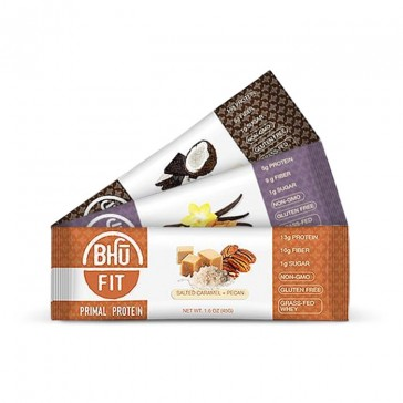 Bhu Fit Primal Protein Bars | Bulu Box - sample superior vitamins and supplements
