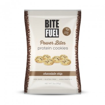 Bite Fuel Power Bites Protein Cookies | Bulu Box - sample superior vitamins and supplements