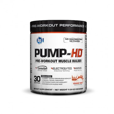BPI Pump-HD Orange Twist   Bulu Box - sample superior vitamins and supplements
