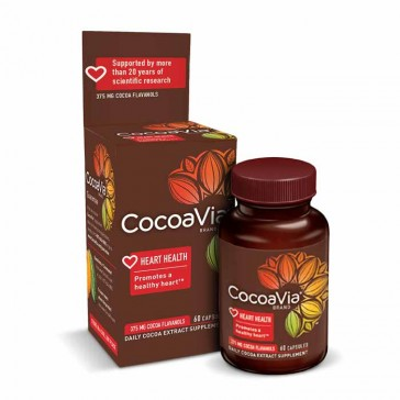 CocoaVia Daily Cocoa Extract Capsules | Bulu Box - sample superior vitamins and supplements