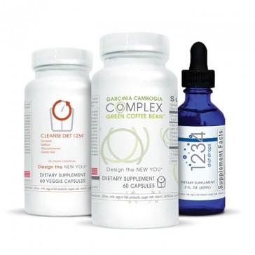 Creative Bioscience Diet and Detox Bundle | Bulu Box - Sample Superior Vitamins and Supplements