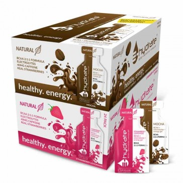 E–Hydrate BCAA + Electrolytes + Energy Gel | Bulu Box - sample superior vitamins and supplements