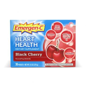 Emergen-C Heart Health | Bulu Box - sample superior vitamins and supplements