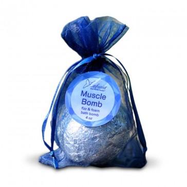 Enfusia Muscle Bath Bomb | Bulu Box - Sample Superior Vitamins and Supplements