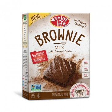 Enjoy Life Foods Brownie Mix | Bulu Box - sample superior vitamins and supplements