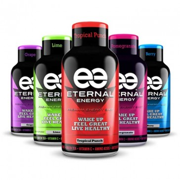 Eternal Energy Shot | Bulu Box - sample superior vitamins and supplements