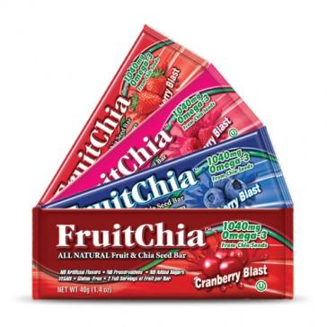 Fruit Chia   Bulu Box - Sample Superior Vitamins and Supplements