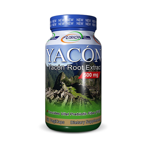 Fusion Diet Systems Yacon Root Extract | Bulu Box - sample superior vitamins and supplements
