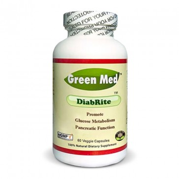 Green Med DiabRite | Bulu Box - sample superior vitamins and supplements