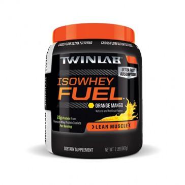 Twinlab Iso Whey Fuel Orange Mango   Bulu Box - Sample Superior Vitamins and Supplements