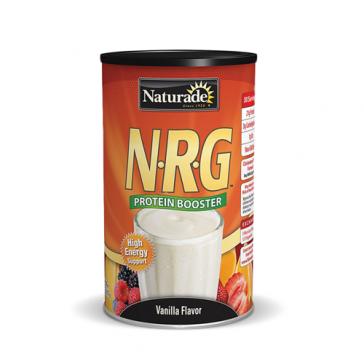 Naturade N-R-G Natural Vanilla Protein | Bulu Box - sample superior vitamins and supplements