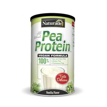 Naturade Pea Protein - Vanilla   Bulu Box - sample superior vitamins and supplements