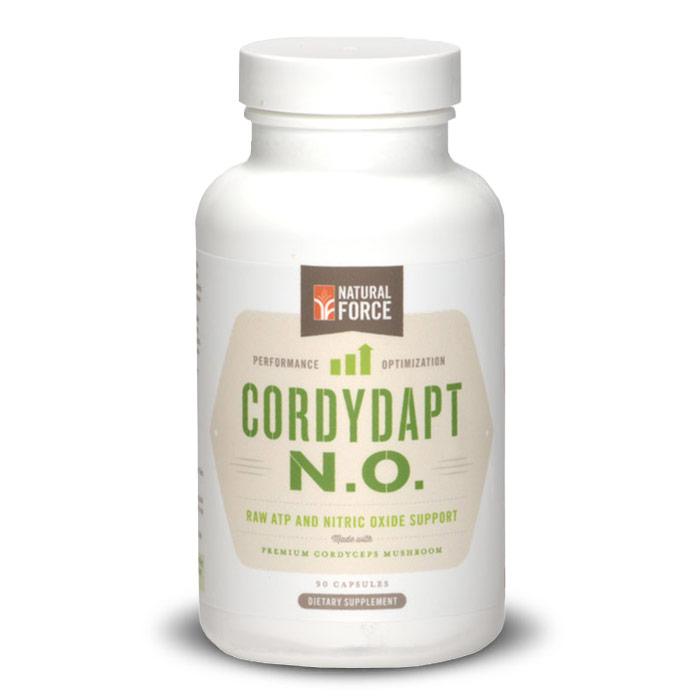Natural Force Cordydapt N.O.   Bulu Box Sample Superior Vitamins and Supplements