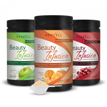 NeoCell Beauty Infusion   Bulu Box - sample superior vitamins and supplements
