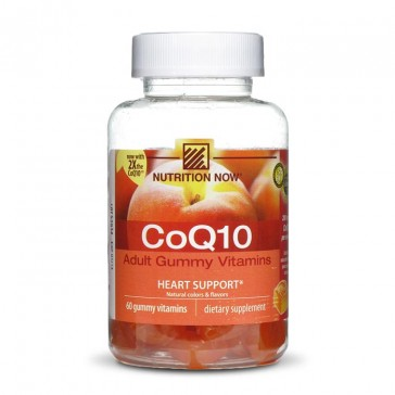 Nutrition Now CoQ10 Adult Gummy Vitamins   Bulu Box - sample superior vitamins and supplements
