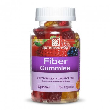 Nutrition Now Fiber Gummies | Bulu Box - sample superior vitamins and supplements