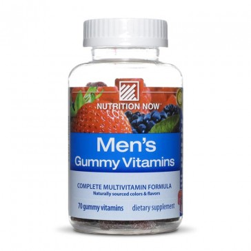 Nutrition Now Men's Gummy Vitamins | Bulu Box - sample superior vitamins and supplements