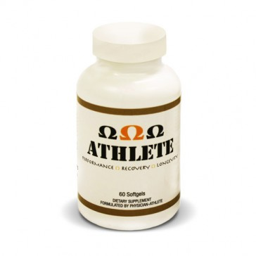 Ruster Sports Omega Athlete | Bulu Box - sample superior vitamins and supplements