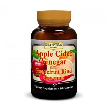 Only Natural - Apple Cider Vinegar Plus | Bulu Box - sample superior vitamins and supplements