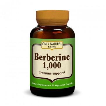 Only Natural - Berberine 1000   Bulu Box - sample superior vitamins and supplements