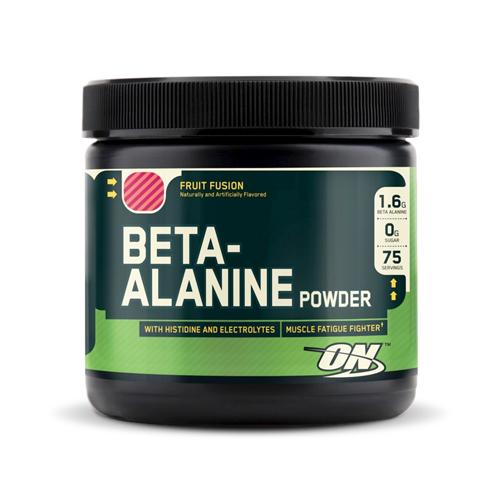 Optimum Nutrition Beta-Alanine Fruit Fusion   Bulu Box - sample superior vitamins and supplements