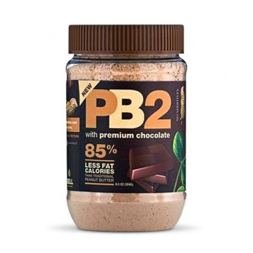 Bell Plantation Chocolate PB2 Powdered Peanut Butter  | Bulu Box - sample superior vitamins and supplements
