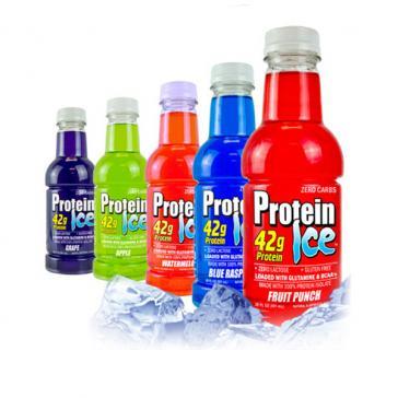 ANSI Protein Ice