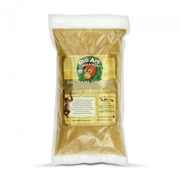 Organic Ground Cinnamon | Bulu Box -Sample Superior Vitamins and Supplements