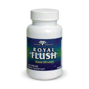 Oxylife Royal Flush   Bulu box - sample superior vitamins and supplements