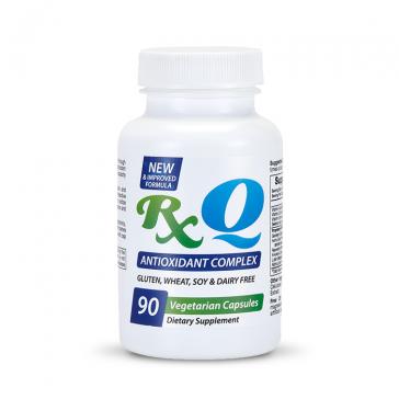 RxQ Antioxidant Complex | Bulu Box - sample superior vitamins and supplements