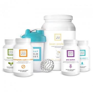 Shapeologist Detox and Cleanse Bundle Vanilla | Sample Superior Vitamins and Supplements Bulu Box