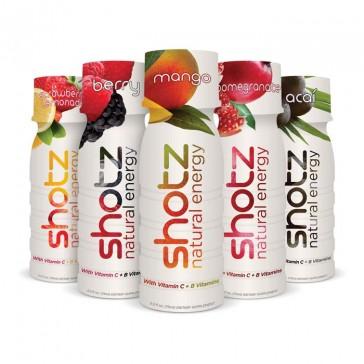 Shotz Natural Energy | Bulu Box - sample superior vitamins and supplements