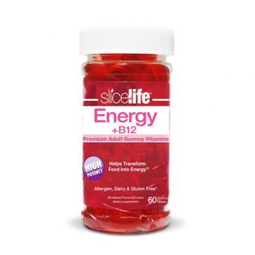 Slice of Life Energy + B-12 | Bulu Box - sample superior vitamins and supplements