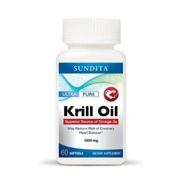 Sundita Antarctic Krill Oil 1000mg | Bulu Box - sample superior vitamins and supplements