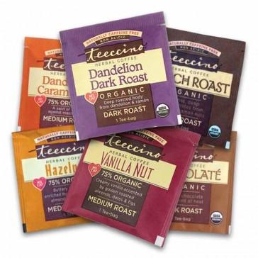 Teeccino Tee-Bags | Bulu Box - sample superior vitamins and supplements