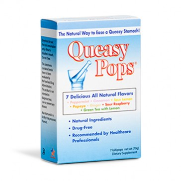 Three Lollies Queasy Pops  | Bulu Box - sample superior vitamins and supplements