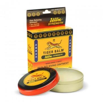 Tiger Balm Ultra Strength   Bulu Box - Sample Superior Vitamins and Supplements