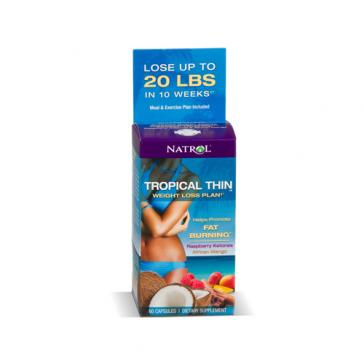 Natrol Tropical Thin Weight Loss | Bulu Box - sample superior vitamins and supplements