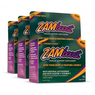 ZAMboost + Energy 15 Days | Bulu Box - sample superior vitamins and supplements