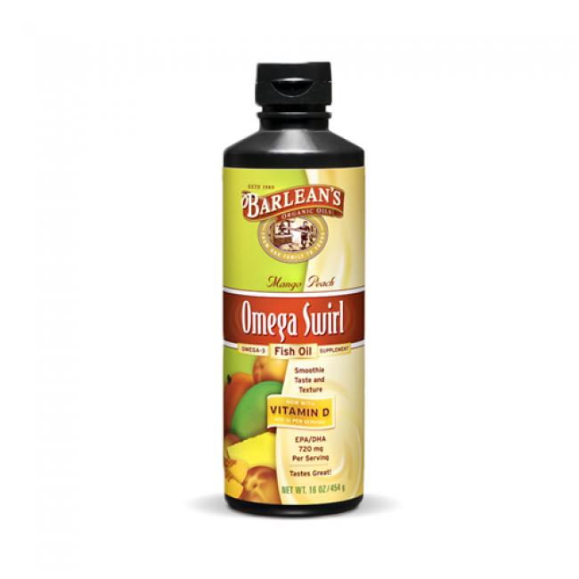 Barlean 39 s omega swirl fish oil bulu box for Barlean s omega swirl fish oil