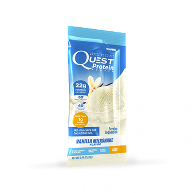 Quest Nutrition Protein Powder Packets | Bulu Box