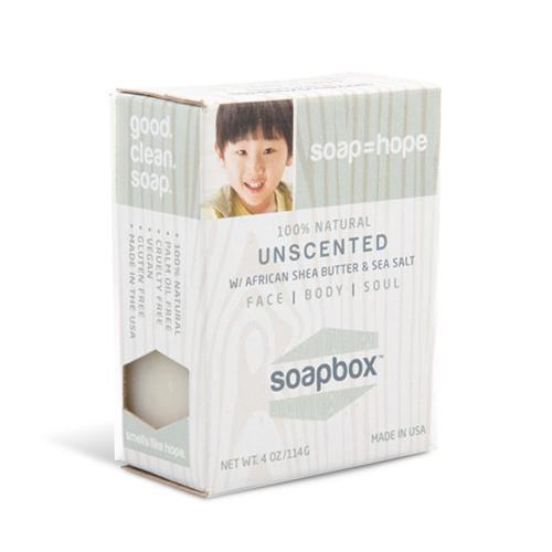 SoapBox Bar Soap | Bulu Box