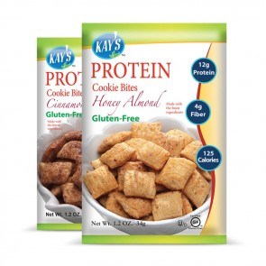 Kay's Naturals Protein Cookie Bites | Bulu Box - sample superior vitamins and supplements