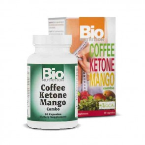 Bio Nutrition Coffee Ketone Mango Combo | Bulu Box - sample superior vitamins and supplements
