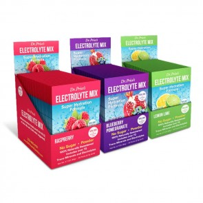 Dr. Price's Vitamins Electrolyte Mix  | Bulu Box Samples Superior Vitamins, Supplements and Healthy Snacks